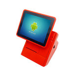 EET Pokladna FREE / 10 dotykový All-In-One / interní tiskárna 80mm / Android 5.1 / KASA FIK FREE / červená / výprodej (B012)