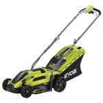Ryobi RLM13E33S / Elektrická sekačka na trávu / 1300W / šířka záběru: 33cm / koš: 35 L / mulčování (5133002343)