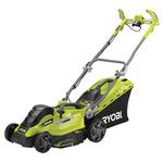 Ryobi RLM15E36H / Elektrická sekačka na trávu / 1500W / šířka záběru: 36cm / koš: 45 L / mulčování (5133002345)