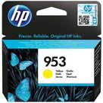 HP 953 originální inkoustová kazeta / 700 stran / Žlutá (F6U14AE)