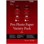Canon Pro Photo Paper Variety Pack A4 (LU+PT) 5+5 (6211B020)