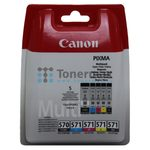 Canon originální cartridge CLI-571 C M Y BK / Photo Value pack (0332C005)