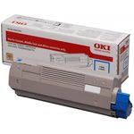 OKI Cyan toner do C712-11,5K (46507615)
