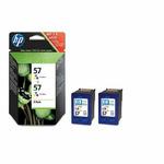 Rozbaleno - HP C9503AE originální cartridge 57 / PhotoSmart 7150, 7350 / 17ml / Barevná (dual pack) / rozbaleno (C9503AE.rozbaleno)