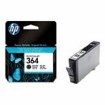 Rozbaleno - HP CB317EE originální cartridge 364 / Photosmart 5510, 7510 / 3 ml / Foto černá / rozbaleno (CB317EE.rozbaleno)