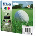Epson Multipack 4-colours 34XL Durabite Ultra Ink / Sada inkoustů do tiskárny / 4 barvy / 48.7ml (C13T34764010)