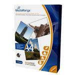 MediaRange A4 lesklý fotopapír 100 listů 220g / inkoust (MRINK103)