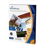 MediaRange 13x18 lesklý fotopapír 50 listů 220g / inkoust (MRINK114)