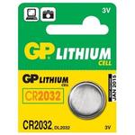 GP CR2016, knoflíková lithiová baterie kompatibilní s GP CR2016 (GP CR2016)