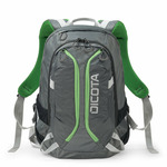 Dicota Backpack Active 14-15.6 šedá / Batoh pro notebook / do 15.6 (D31221)