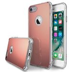 Ringke Mirror Zadní kryt pro Apple iPhone 7 růžovo-zlatá (MRAP0001)