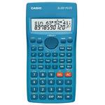 CASIO FX 220 PLUS modrá / školní kalkulačka / desetimístná (FX 220 PLUS)