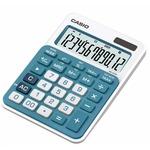 CASIO MS 20NC BU modrá / stolní kalkulačka / dvanáctimístná (MS 20NC BU)