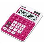 CASIO MS 20NC RD červená / stolní kalkulačka / dvanáctimístná (MS 20NC RD)