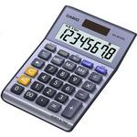 CASIO MS 88 TER II stříbrná / stolní kalkulačka / osmimístná (MS 88 TER II)