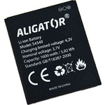 Aligator baterie S4540 DUO / Li-Ion / 1600 mAh / bulk (AS4540BAL)