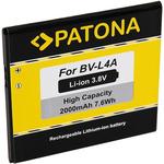 PATONA baterie pro mobil Nokia BV-L4A / 2000mAh / 3.8V / Li-Ion (PT3177)