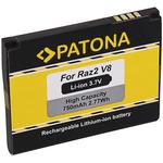 PATONA baterie pro mobil Motorola Razr V8 / 750mAh / 3.7V / Li-Ion (PT3178)