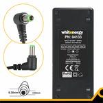 Whitenergy AC adaptér 15V 6A 90W / konektor 6.3x3.0mm (04133-W)