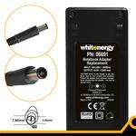 Whitenergy AC adaptér 18.5V 4.9A 90W / konektor 7.4x5.0mm + pin (06691-W)