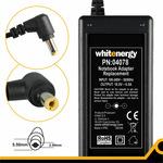 Whitenergy AC adaptér 18.5V 6.5A 120W / konektor 5.5x2.5mm (04078-W)