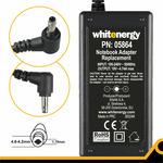 Whitenergy AC adaptér 19V 4.74A 90W / konektor 4.8-4.2x1.7mm (05864-W)