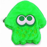 Nintendo Switch Splatoon 2 Plush Pouch Green zelená (NSP245)