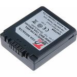 T6 Power Baterie Panasonic DMW-BM7 / CGA-S002E / CGA-S002 / 720mAh / šedá (DCPA0004)