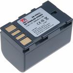 T6 Power Baterie pro JVC BN-VF808 / VF815 / 1600mAh / šedá (VCJV0046)