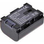 T6 Power Baterie pro JVC BN-VG107 / BN-VG108 / BN-VG114 / 1200mAh / černá (VCJV0050)
