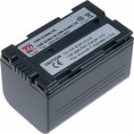 T6 Power Baterie pro Panasonic CGR-D220A/1B / CGR-D16A/1B / 2200mAh / šedá (VCPA0004)