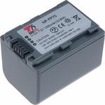 T6 Power Baterie pro Sony NP-FP70 / 1500mAh / šedá (VCSO0038)