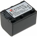 T6 Power Baterie pro Sony NP-FV70 / 1960mAh / šedá (VCSO0054)