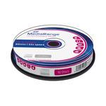 MediaRange CD-R 700MB 52x spindl 10ks (MR214)