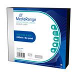 MediaRange DVD+R 8.5GB 8x Dual Layer slimcase 5ks (MR465)