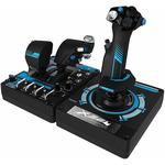 Logitech G Saitek Pro Flight X56 Rhino / joystick + oddělitelné pedály (945-000002)