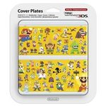 New 3DS Cover Plate 29 / kryt pro nové Nintendo 3DS / Multiplayer Characters (NI3P11029)