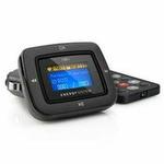Rozbaleno - ENERGY CAR MP3 1100 DARK IRON, MP3 do auta - FM vysílač, dálk. ovl.,SD(HC), USB,3,5mm jack / rozbaleno (801405.rozbaleno)