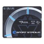 E-Blue Gaming Arena / herní podložka pod myš / 26x21x0.2cm / černo-šedá (EMP009BK)