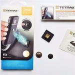 Tetrax Fix Univerzální nalepovací držák / černý (8019186062117)