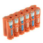 JUPIO dobíjecí baterie Power Clip AA - 12ks (E61PJPJPC0010)