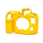Easy Cover Pouzdro Reflex Silic pro Nikon D500 / žlutá (ECND500Y)