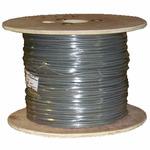 DATACOM UTP drát CAT6 / PE / 500m box černý / OUTDOOR (50271005225)