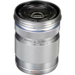 Olympus M. ZUIKO EZ-M4015 R stříbrná / 40-150mm R / 1:4.0-5.6 (ekv. 80-300mm) zoom objektiv (V315030SE000)