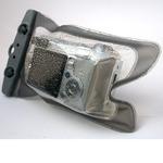 Aquapac Small Camera Case with Hard Lens / vodotěsné pouzdro pro malé kompakty s vysouvacím objektivem (AQ00009)