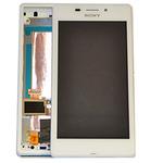 + Dotyková Deska + Kompletní Kryt White Sony Xperia M2 Aqua (8592118826631)