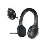 sluchátka Logitech Wireless Headset H800 (981-000338)