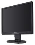 "19"" PHILIPS 19B1CB / LCD / 1280 x 1024 / TN / 5:4 / 5ms / 25000:1 / 250cd-m2 / VGA / DVI-D / USB / Repro / �ern�"