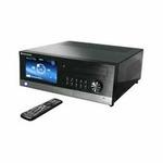 Thermaltake DH102, Home media PC, black, bez zdroje, ventilárory, dotykový displej 7, dálkový ovladač (VH2001BNS)