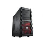 CoolerMaster case miditower HAF 912 PLUS, ATX,bez zdroje, black (RC-912P-KKN1)